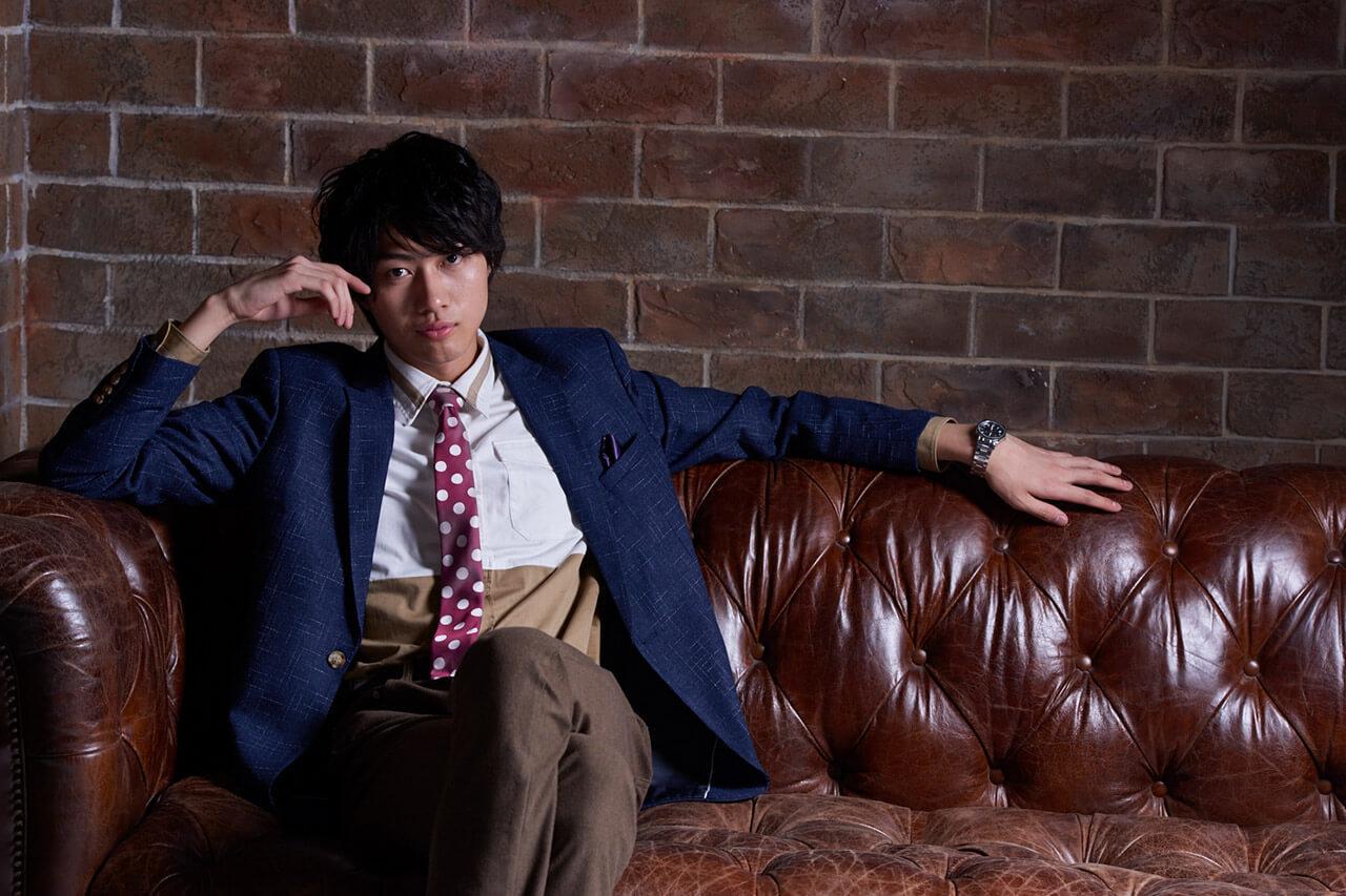 小坂涼太郎 OFFICIAL SITE メイン画像